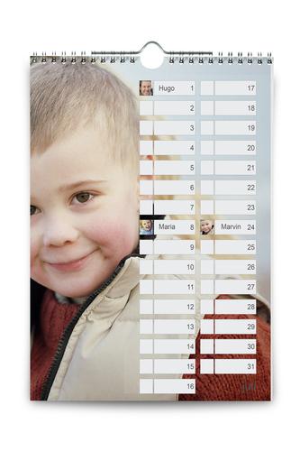 Albelli calendar - gift idea for Xmas