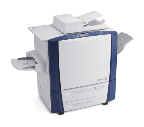 Xerox ColorQube, part of the solution