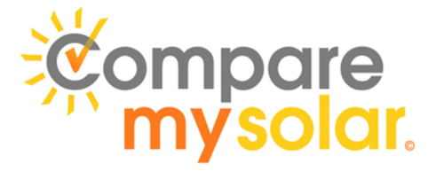CompareMySolar go solar in 5 easy steps!