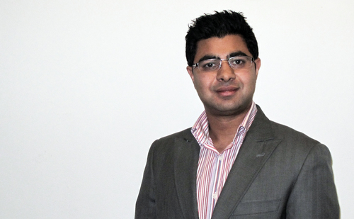 Ash Ali, Marketing Director, Videojug