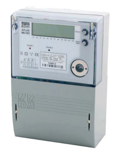 EDMI Atlas Mk10D smart meter