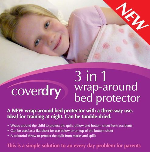 Coverdry Bed Protector