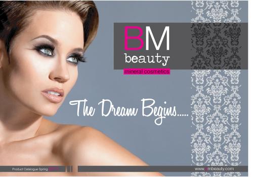 Kimberly Wyatt promo shot BM Beauty
