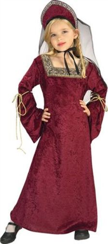 Lady Of The Palace Costume