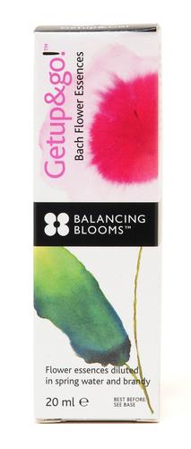 Balancing Blooms Get Up & Go! ®