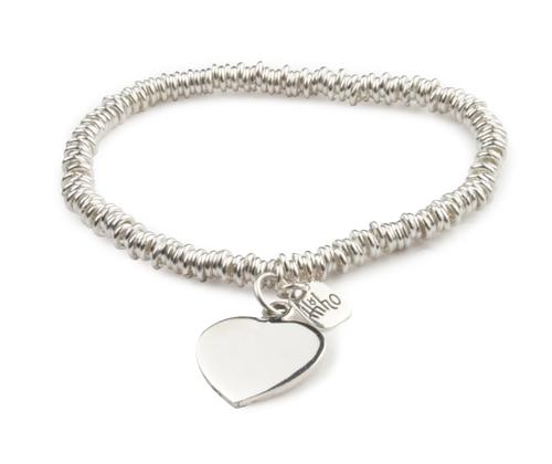 Silver bracelet £49.99