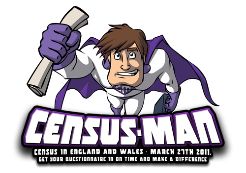 CensusMan here to save the day