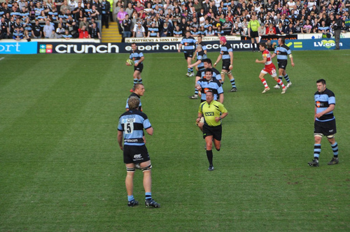 rugby union's LV Cup