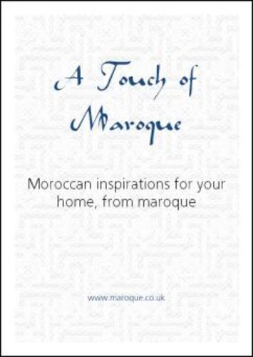 Moroccan Home Inspirations