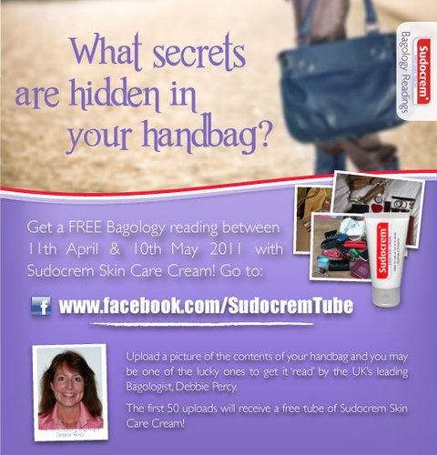 Secrets in your handbag?