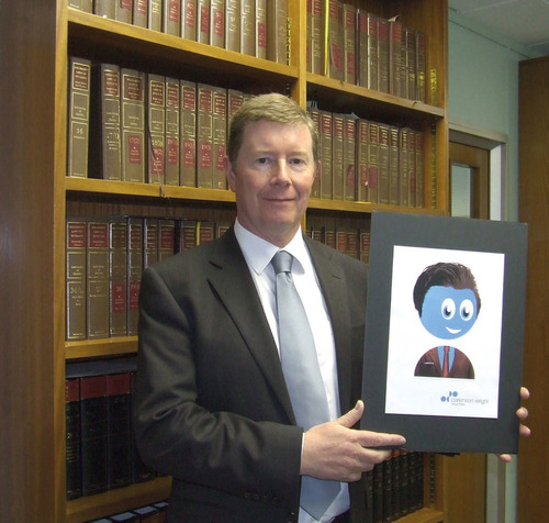 Parkinson Wright LLP and The Blue People