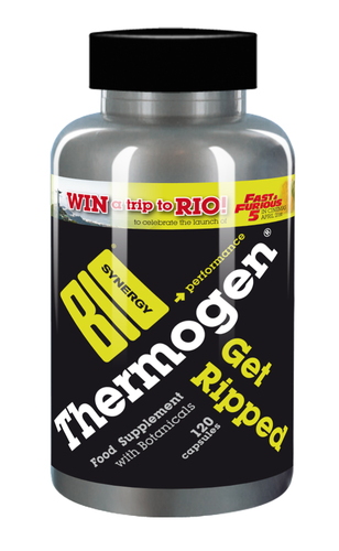 Bio-Synergy Thermogen with on-pack promo