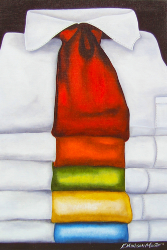 Shirts and Ties by k. Madison Moore