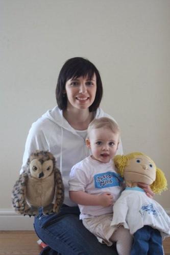 Amanda Perkins with daughter Niamh