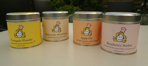 Cook With Lisa Scented Candles