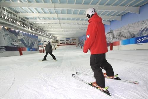 2-4-1 Mondays @ The Snow Centre