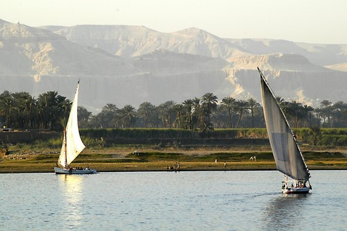Glide down the Nile and save up 50%*