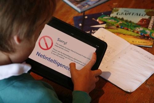 Netintelligence protects pupils on iPads