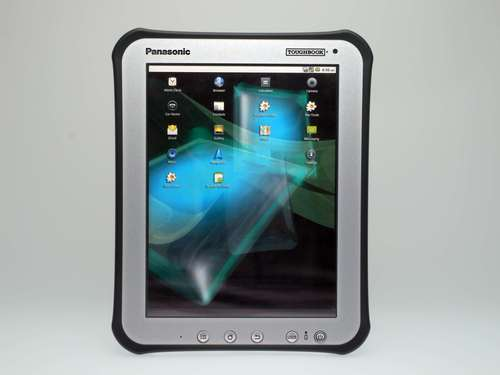 Panasonic Toughbook Tablet for Business