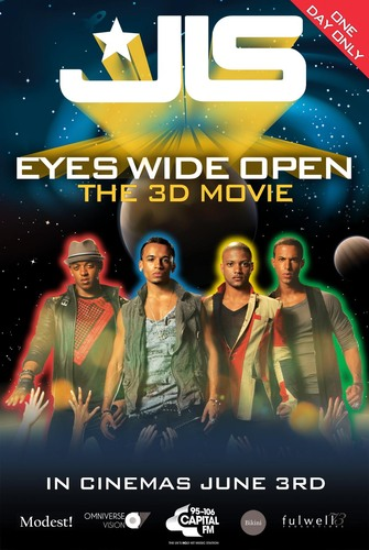 JLS Eyes Wide Open