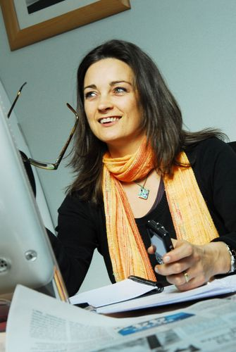 Founding director Suzanne Champion