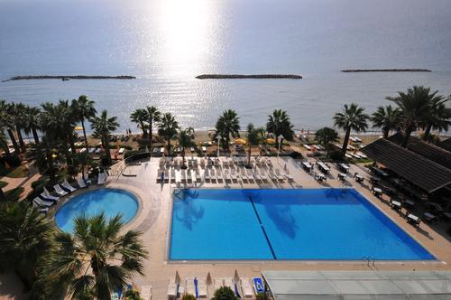 The Palm Beach Hotel, Larnaka, Cyprus
