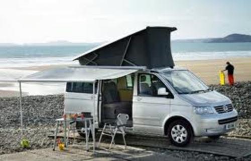 Volkswagen California campervan