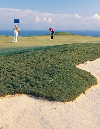 New Aldemar Golf Academy in Crete