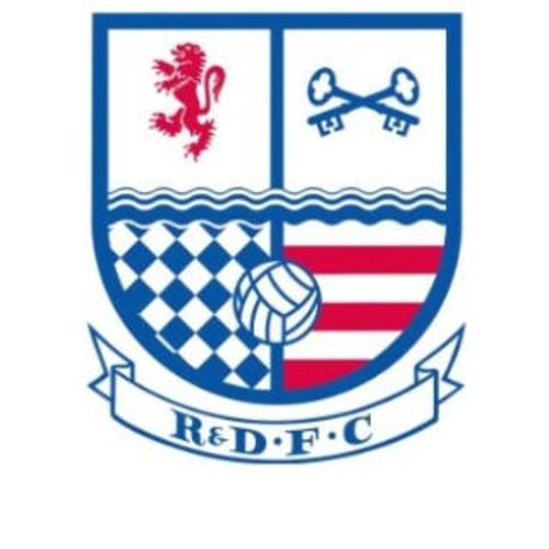 Rushden & Diamonds badge