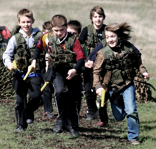 Spy Camp events for children
