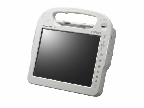 Toughbook CF-H2 tablet for Health