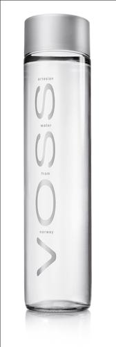 Bottle of Voss Water