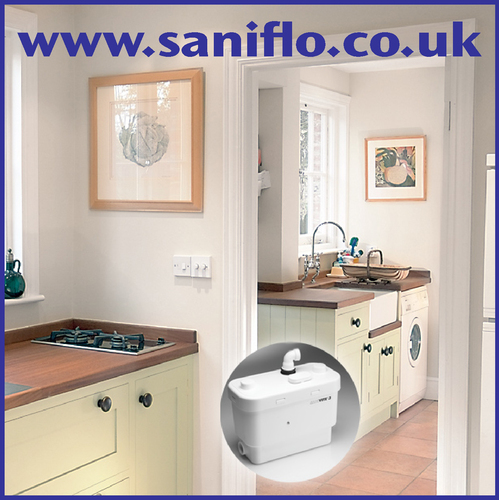 Saniflo undersink solutions