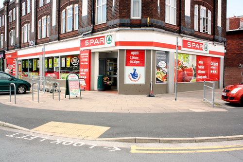 Spar uses POWERVAR power conditioning