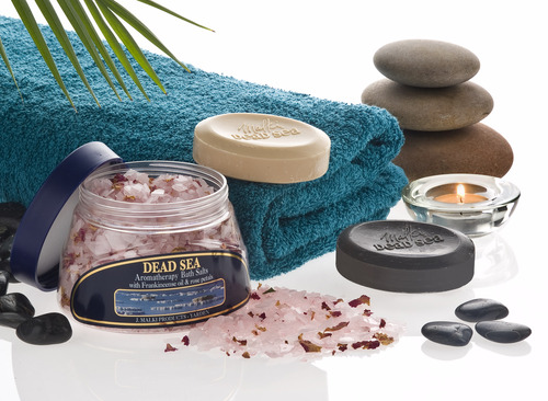 Malki Dead Sea products