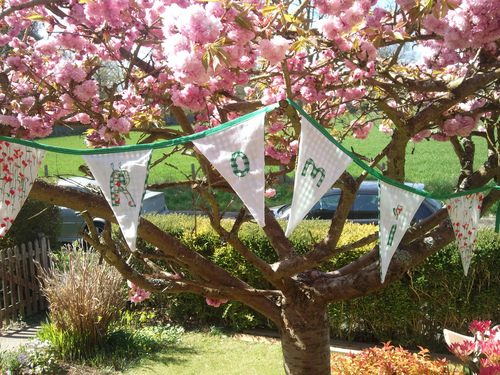 Bunting by KatyLou - fair exhibitor