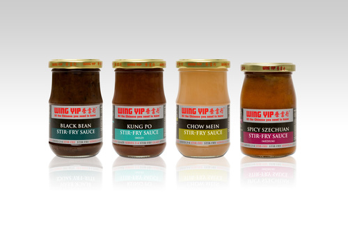 Wing Yip stir-fry sauces