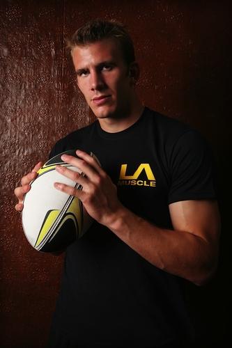 Tom Croft, England Rugby International