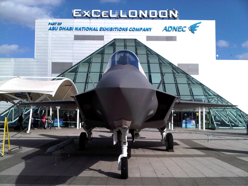 DSEi 2011 ExCeL London