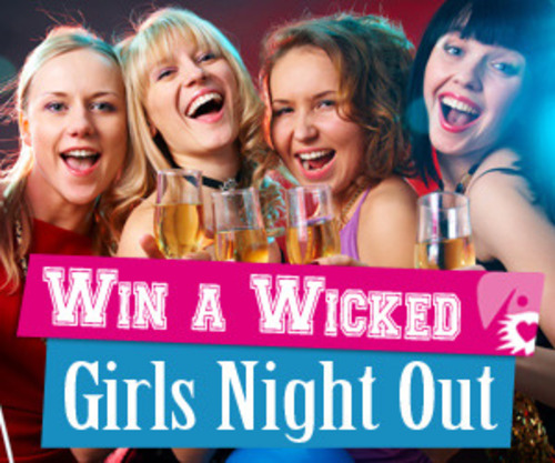 Win Urban Pup Girl's Night Out!