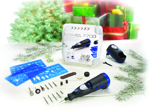Dremel's Christmas promotion