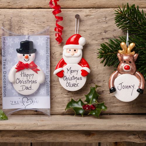 Truly for You's Xmas Tree Decorations 1