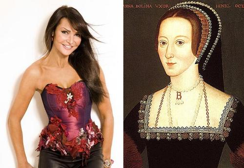 Lizzie Cundy remembers Anne Boleyn