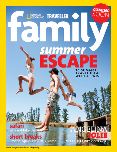 National Geographic Traveller - Family