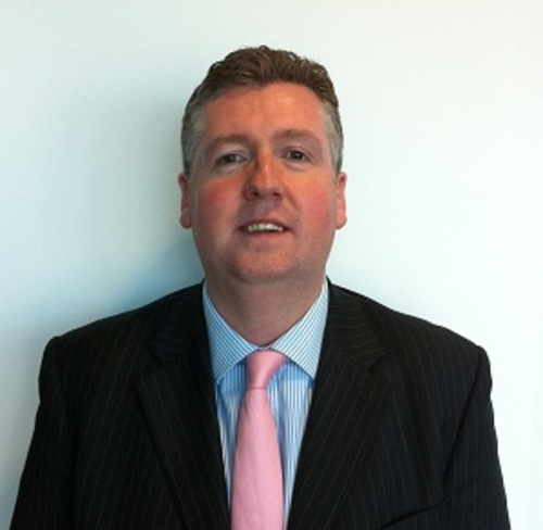 Ian Rigby, Sales Director, Integralis UK