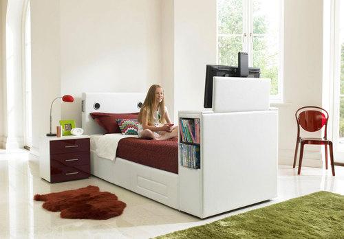 Harvard TV Bed - Furniture Village