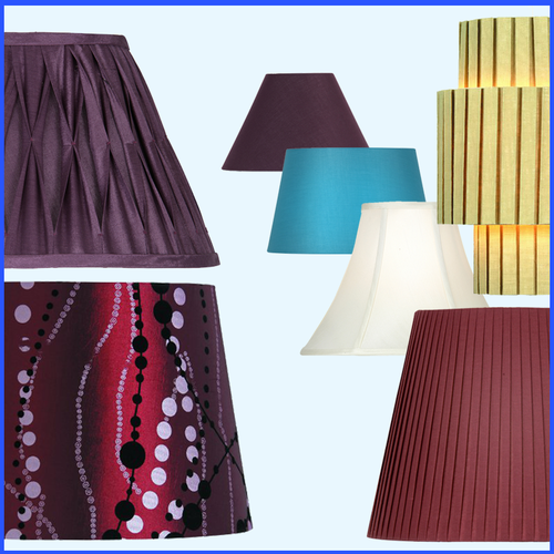 Lamp Shades Galore