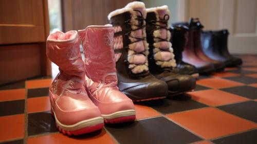 Snowboots from Little Terra