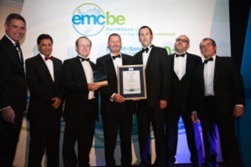 Heritage Award Win for Woodhead Heritage
