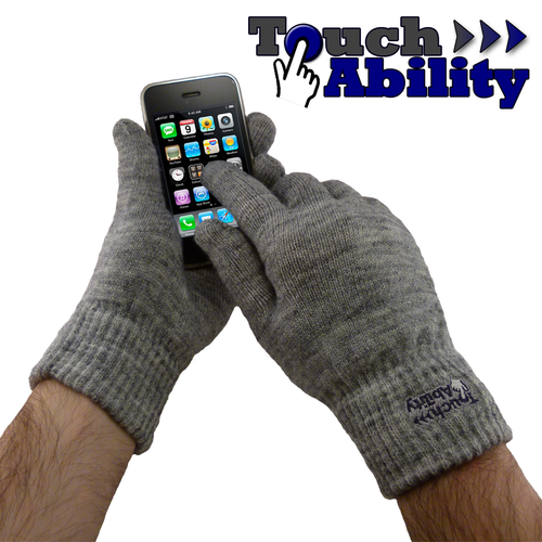 TouchAbility Touchscreen Gloves